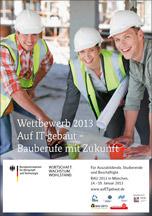 Auf IT gebaut – Bauberufe mit Zukunft