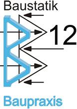 Logo Baustatik-Baupraxis 12 in München