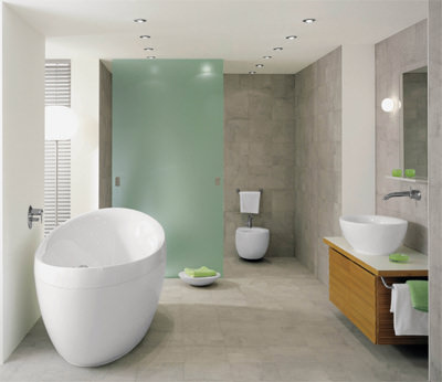 Villeroy & Boch, Conran & Partners, Bad-Kollektion Aveo, Badezimmer