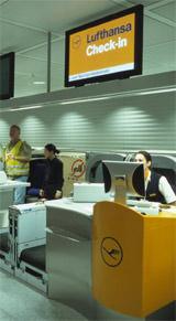 Flughafen München, BeLeuchten, Leuchten, ERCO-Leuchten, Lichtsysteme