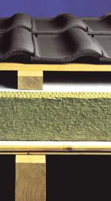 Dachdämmung, Aufsparren-Dämmsystem, Aufsparrendämmung