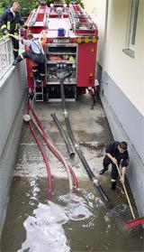 Hochwasserschutz, acqua alta 2006, Hochwasserschutzprogramm der EU, Überschwemmung, EU-Hochwasserschutzprogramm, Überflutung, Überschwemmungen, Katastrophenmanagement, Hochwasservorhersage