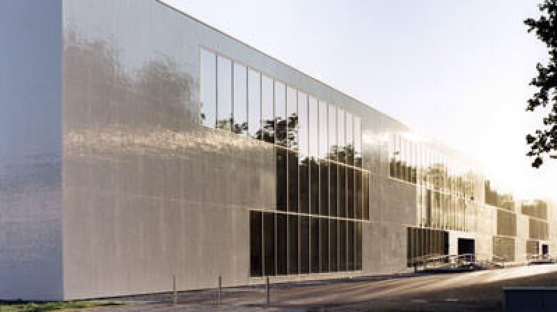 Gebäudefassade, Glasfliese, Glasfliesen, Fassaden, Fassadenbau, Fassadensystem, Architektur, Architekten, Architektur, Glas, Glasfliesen