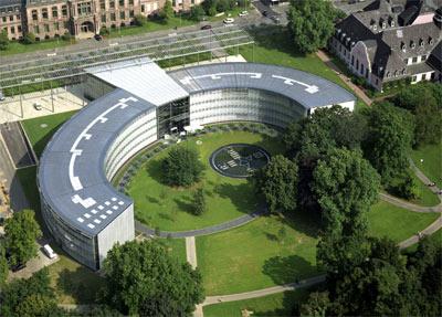 American Institute of Architects, AIA, Architekturpreis, Honor Award for Architecture, Architektur, Helmut Jahn, Klimatisierung