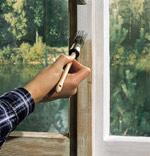 Fensterlack, Türenlack, Lackieren, Türen, Fensterrahmen, Holzfenster, Holztür, Türrahmen, Lackier, Türlack, Grundanstrich, Zwischenanstrich, Schlussanstrich