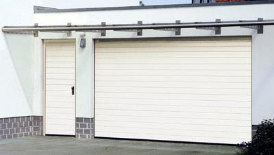 Garagen, Garagentore, Tore, Lichtbänder, Nebentüren, Tor, Garagentor, Garage, Tür