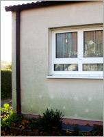Fassaden, Veralgung, Latentwärmespeicher, Fassaden-Veralgung, mikroverkapselte Parafine, Wandputz, Fassaden, Algen, Taupunkt, Wärmespeicherfähigkeit, Fassade, Außenputz, Wärmespeicherung, Kältespeicherung