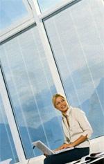 Fenster, Kunststofffenster, Kunststoff-Aluminium-Fenster, Holz-Aluminium-Fenster, Holzfenster, Wärmeschutzfenster, Isolierglasscheiben, Drei-Scheiben-Verglasung, Fensterglas, Verglasung