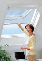 Fliegengitter, Fenstergitter für Dachfenster