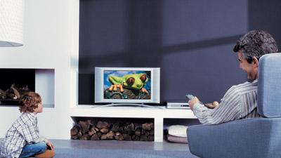 High-Definition-TV, HDTV-Siegel, hochauflösender Fernseher, TV, HDTV-taugliche Fernseher, Projektor, Flachbild-Fernseher, Bild-Qualität, Großbild-Fernsehgerät