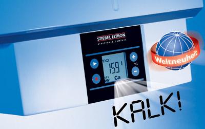Warmwasserbereitung, Wandspeicher, Warmwasser-Wandspeicher, Warmwasserspeicher, Heizflanschverkalkung, Warmwasser, Wassererwärmung, Dusche, Badewanne, Waschbecken, Spüle, Heizung