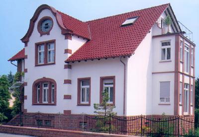 Braas Dachziegel, Hausdach, Ziegeldach, Ziegeldächer, Dachbaustoffe, Dächer, Dachneigungen, Dachhandwerker, Dachbaustoff