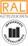 Logo Gütegemeinschaft Imprägnierte Holzbauelemente e.V.
