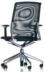 Bürostuhl, Besucherstuhl, Vitra, Alberto Meda, Konferenzstuhl, Meda-Chair