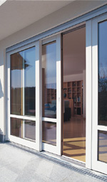 Hebe-Schiebe-Tür, Terrassentür, Parallel-Schiebe-Kipp-Tür, Terrassenfenster