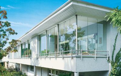 System-Balkone, Anbaubalkon, Vorstellbalkon, Kragarmbalkon, Balkongeländer