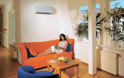 Klimageräte, Klimaanlagen, Klimagerät, Split-Klimaanlage, Innengerät, Außengerät, Klimatisierung