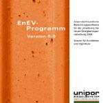 EnEV-Software, EnEV-Novelle 2004, aktualisierte Nachweis-Software, Bauphysik-Software, EnEV-Nachweise, EnEV-Nachweis, Energieeinsparverordnung, Gebäudekonstruktion, Anlagentechnik, Wärmebrücken, KfW 40, KfW 60, Energiesparhäuser