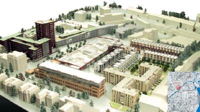 Projekt Falkenried erhält Deutschen Städtebaupreis 2004