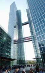 Hochhaus-Architektur, Hochhausbau, Münchner HighLight Towers, Münchner Tor, Architektur, Tragwerksplanung, Brandschutz, Vermessung, Bauklimatik, Bautechnische Prüfung, Bauausführung