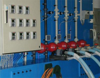 Verbrauchsmessung, Durchflussmessung, Haustechnik, Sonsoren, Sensor, Chemieindustrie, Gebäudewirtschaft, Volumenbestimmung