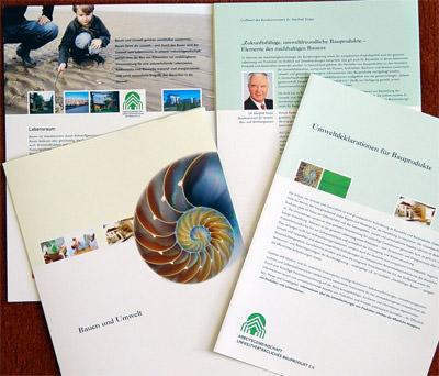 ökologische Baustoffe, ökologisches Bauen, nachhaltiges Bauen, Bauprodukte, Bauen, Öko-Label, Arbeitsgemeinschaft Umweltverträgliches Bauprodukt, AUB, AUB-Deklaration
