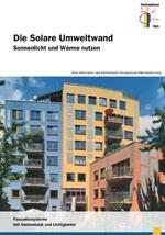 solare Umweltwand, Transparente Wärmedämmung
