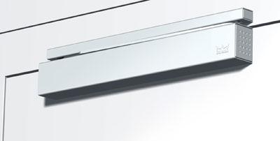 Türschließer, Automatiktür, automatischer Drehflügelantrieb, Drehflügeltür, automatischer einflügeliger Schiebetürantrieb, Schiebetür, Architekturtürschließer, Tür