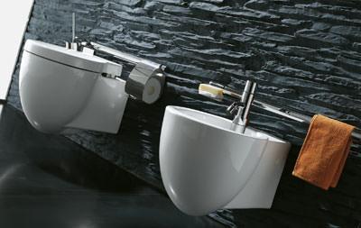 WC, Toilette, Bidet