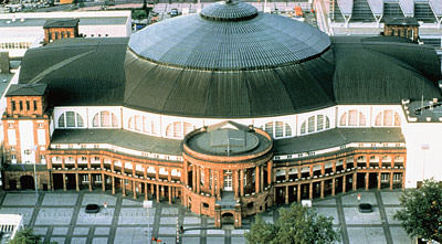 Festhalle in Frankfurt