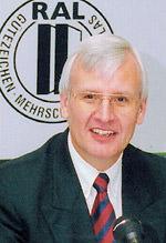 Rainer Walk, Vorstand der GMI