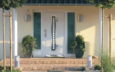 Haustür, Kunststoffhaustür, Kunststoff-Haustüren, Haustüren, Kunststofftür, Kunststofftüren