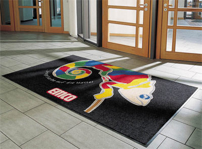 Bodenbelag, Sauberlaufzone, Fußmatte, Teppichmatte, Eingangsmatte