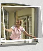 Fenster, Insektenschutz, Mückennetz, Fliegengitter, Fensternetz, Fliegenschutz, Spannrahmen