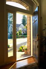 Haustüren, Haustür aus Holz, Holztür, Holztüren, Holzhaustüren, Holzschutz