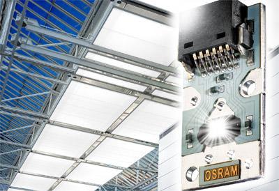 Leuchtdiode, LED, Glühlampe, Leuchtdioden, Osram, Ostar Lighting, Lampe, Lampen