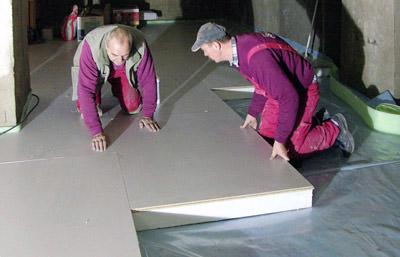 Dachbodenelemente, Dachbodendämmung, Dachbodendämmelement, Dachboden dämmen, Dachbodendämmelemente, Dämmung, Trockenboden, Geschossdecke