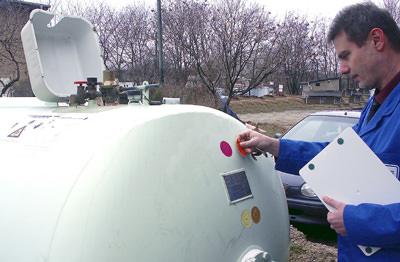 Flüssiggas, Flüssiggastank, Haftung, Dumpingpreis, Gefahrgutbehälter