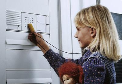 biometrische Zutrittskontrolle, Türsprechanlage, Türkommunikation, Transponder, elektronische Zugangskontrolle