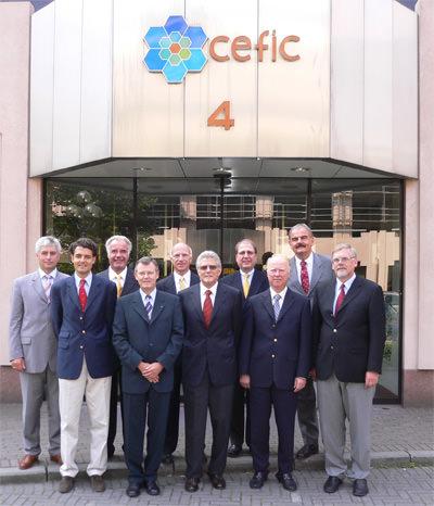 Gründung EFCC, European Federation for Construction Chemicals, Deutsche Bauchemie, European Chemical Industry Council, Cefic, Sika, BASF, Wacker-Chemie, MC Bauchemie, Henkel Bautechnik, Degussa Construction Chemicals