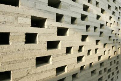 Kolumba-Ziegel, massive Ziegelsteine, Ziegelbau, Ziegelmauerwerk, Sichtmauerwerk, Kolumba-Vormauerziegel, Ziegelstein, Außenwände, Innenwände, massiver Ziegel, Hintermauerwerk