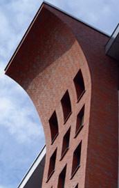 Ziegelsichtmauerwerk / Klinkermauerwerk