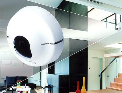 Videoüberwachung, Netzwerkkamera, Smart Home, LAN, WLAN, IP-Monitoring, IP-Kamera, Kamera, Kameras, kabelgebundenes Netzwerk, drahtloses Netzwerk