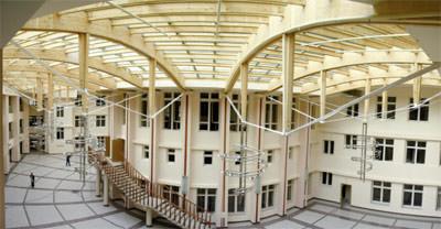 Glasdach, Dachverglasung, Glasdachkonstruktion, Glasdächer, Verglasung, Glasfassade, Dach, Glasdachflächen, Pfosten-Riegel-Fassade