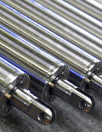 Linearantrieb, linearer Schubspindelantrieb, Gebäudeautomation