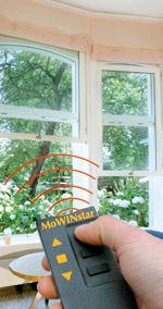 automatisches Vertikal-Fenster