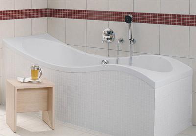 Sanitäracryl, Badewannen, Acrylwannen, Badewanne, RAL-Gütegemeinschaft Acrylwanne e.V., Wannen, Armaturen, Badewannenhersteller