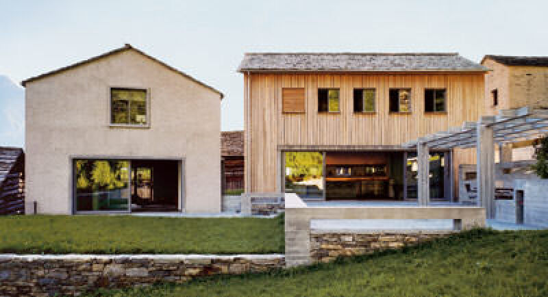 Architektur, Architekturpreis, HÄUSER-AWARD 2005, Architektur-Wettbewerb, Einfamilienhaus, Architektur-Magazin