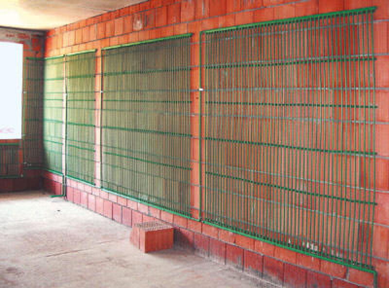 Wandheizung, Flächenheizung, Wärmestrahlung, Flächenkühlung, Heizfläche, Heizflächen, temperierte Wand