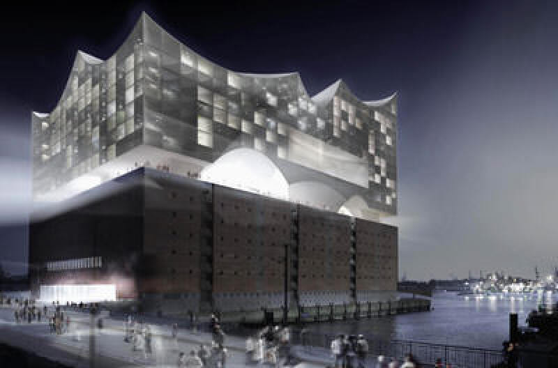 Elbphilharmonie, HafenCity Hamburg, Architektur, Stadtentwicklung, historische Speicherstadt, Investoren, Überseequartier, Architekturwettbewerb, Planfeststellungsverfahren